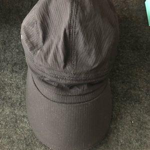Lululemon Black Adjustable hat